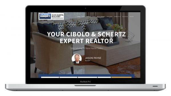 Local Realtor Business Website