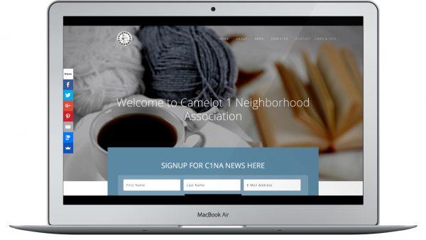 Neighborhood Association Website
