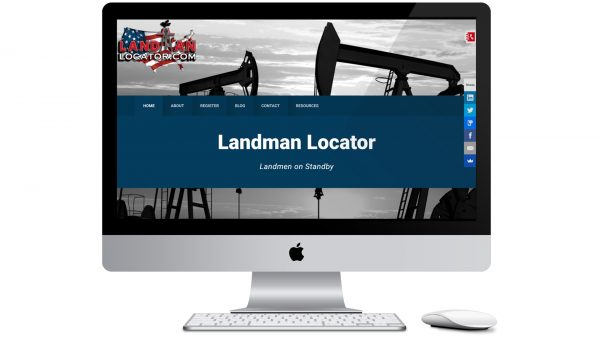 Website Design for Oil Industry