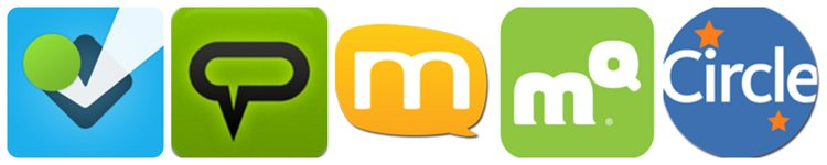 Local business listings on Foursquare, Angie's List, Manta.com, Mapquest and Merchant Circle