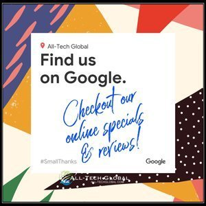 Find us on Google and check out our 5 star online reviews